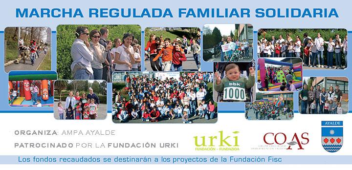 XIV Marcha Regulada Familiar Solidaria