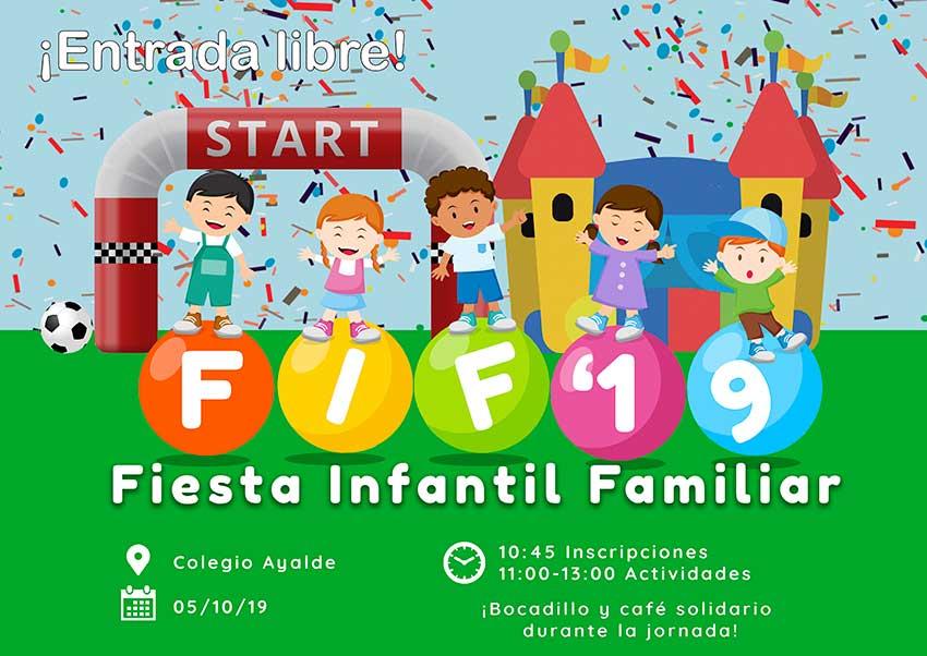 Fiesta Infantil Familiar
