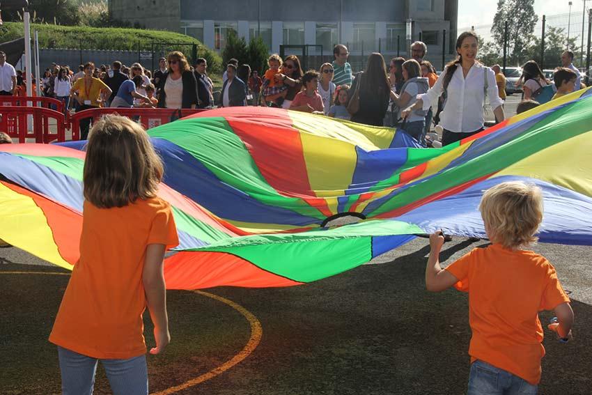 Fiesta Infantil Familiar: unión y diversión
