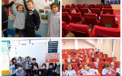 Semana interdisciplinar en infantil