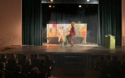 English Theatre: Madagascar