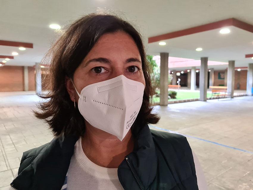 Entrevista a Cristina Ruiz, Agente COVID de Ayalde