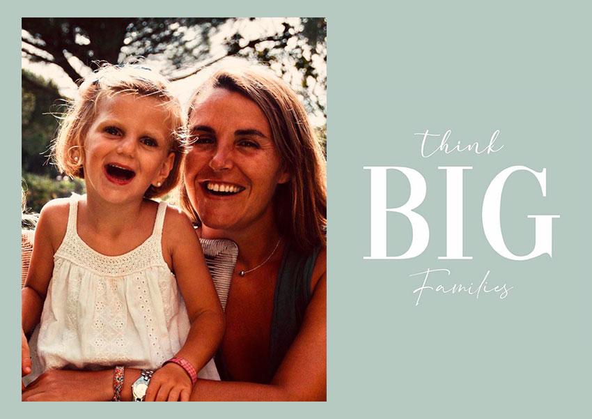 "La alumni Joana Videgain presenta ""Think Big Families"""