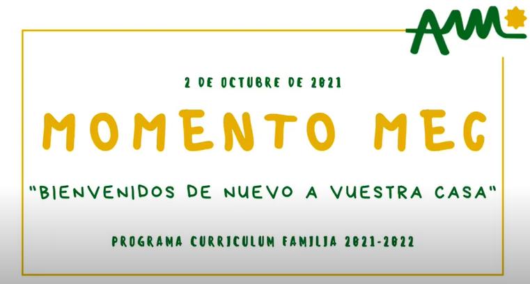 Encuentro con los Matrimonios Encargados de Curso (MEC)