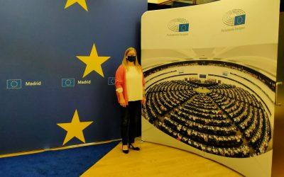 Encuentro en Madrid con Escuelas Embajadoras del Parlamento Europeo